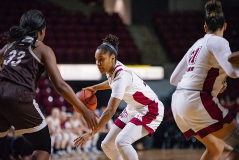 UMass women's basketball preps for A-10-leading VCU on the road