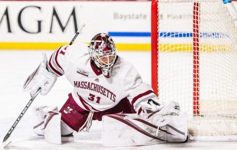 Matt Murray backboned UMass hockey to sweep vs Vermont