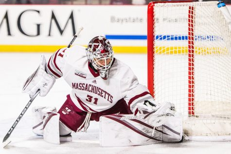 UMass hockey set for home opener against Sacred Heart