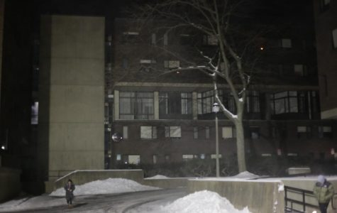 Southwest Residential Area loses power for nearly two hours Wednesday night
