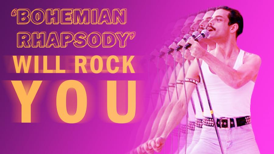 Bohemian Rhapsody' honors rock royalty – Massachusetts Daily