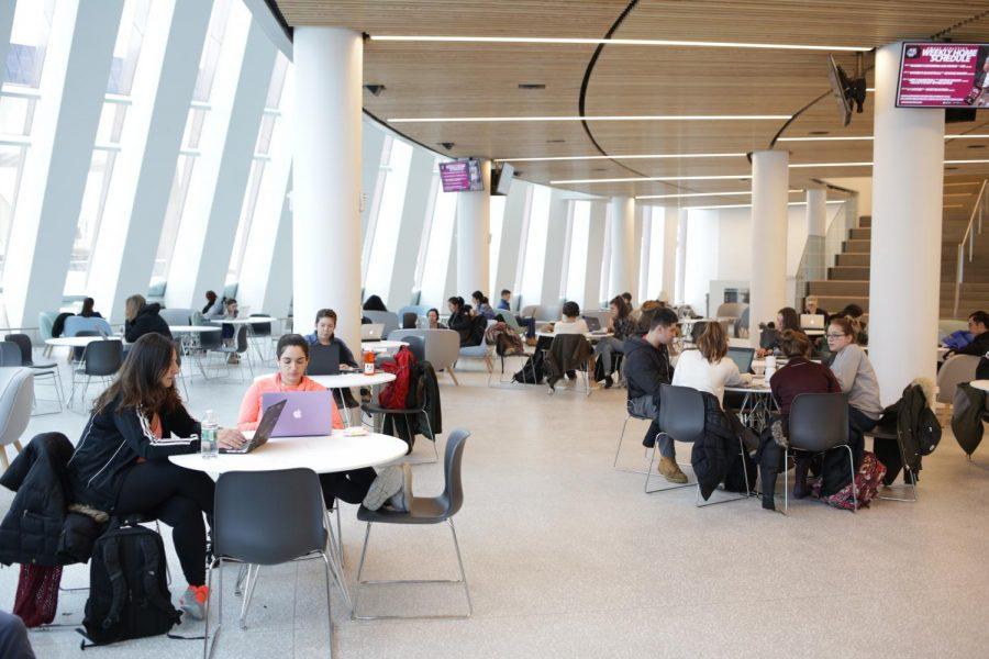 Sesta Annuale Conferenza delle Donne di Isenberg. Aperta a tutti gli studenti, si aspetta si faccia il tutto esaurito.