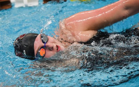 Upcoming Dartmouth Invitational an opportunity for Swim & Dive to show progress
