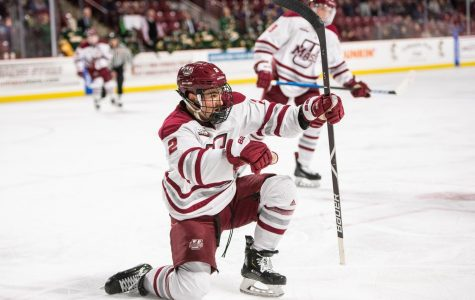Flaherty: Minutemen rediscover spark, sweep Vermont at home