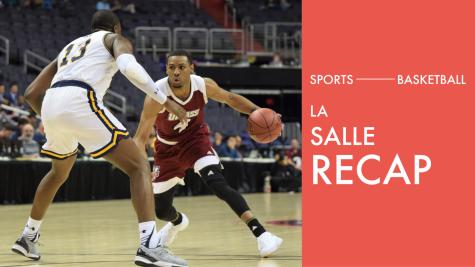 UMass offense slumps again in loss to La Salle
