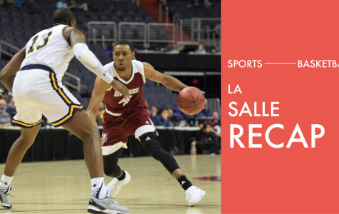 UMass offense slumps again in loss to La Salle