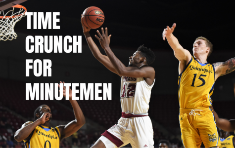 UMass men's basketball searches for first conference win against St. Bonaventure