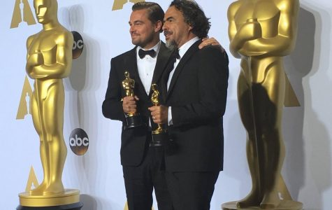 (Courtesy of Leonardo DiCaprio official Facebook page)