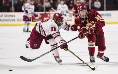 UMass prepares for final home-and-home with Boston College