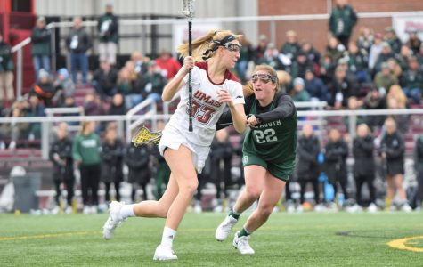 Blistering start propels UMass women's lacrosse to dominant season-opening victory