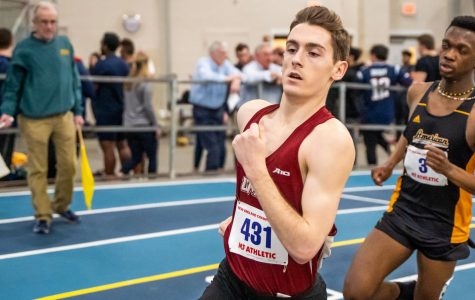 Track and field has another strong showing at New England Championships