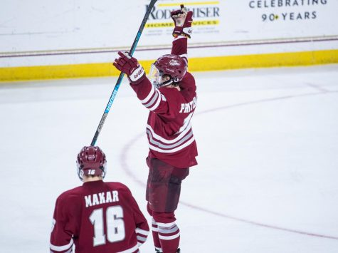 UMass takes on Purple Eagles in home-and-home