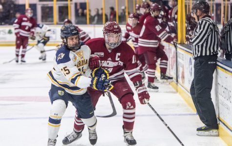 Hildenbrand rallies UMass hockey to regular season title