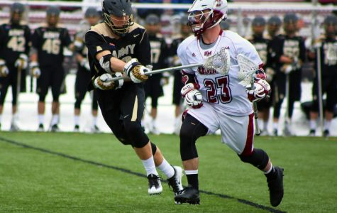 UMass men's lacrosse to open season against Army Saturday