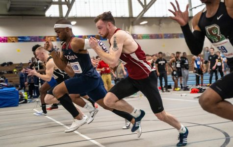 UMass track will split team and race at multiple meets this weekend