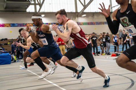 Cotto, Auquo and Okkonen lead UM track and field