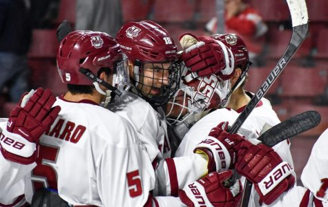 Timeout sparks UMass hockey past Boston University