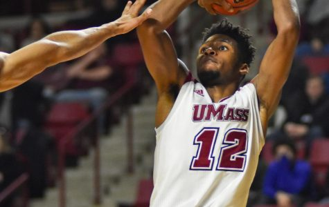 Carl Pierre's 23 points lead UMass upset over Davidson