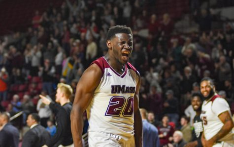 UMass men's basketball looks to carry momentum against George Mason