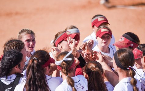 Softball season starts with tough test in weekend tournaments