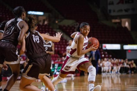 Women's basketball heads to St. Louis