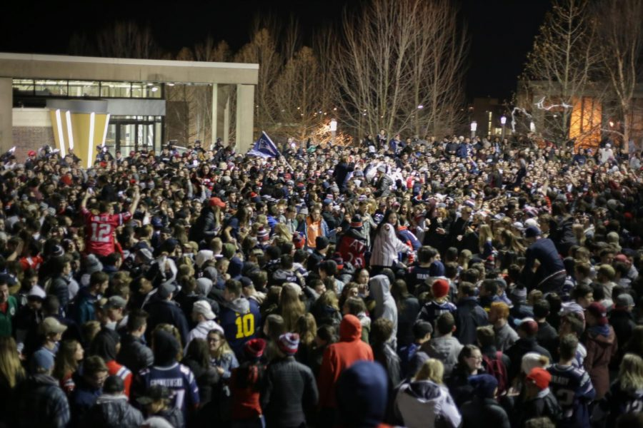 GALLERY: Patriots rally in Southwest