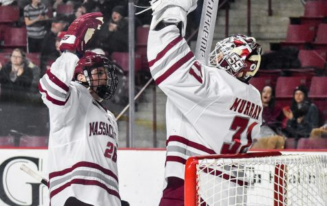 Matt Murray earns first shutout of the season against UConn