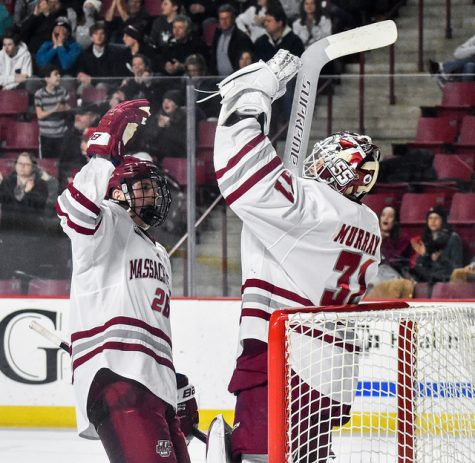 UMass looks to win first Hockey East game of season against Connecticut