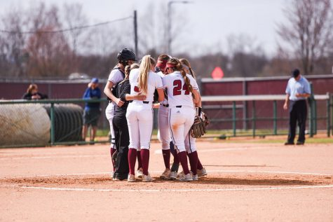 Unbeaten UMass softball prepares for A-10 tournament, opens play Thursday