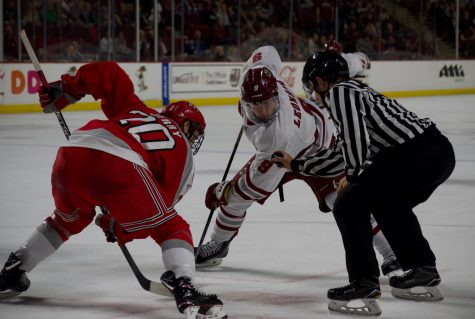 Dennis Kravchenko nearing impressive milestone for UMass hockey