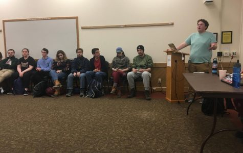 UDems discuss Israeli-American politics in current U.S. democracy