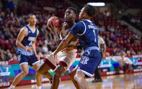 UMass men's basketball limps into game against Fordham