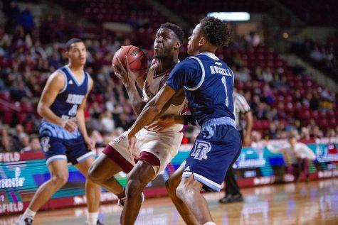 UMass men's basketball limps into game against Fordham