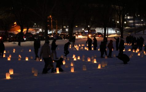 Amherst celebrates first day of Winterfest