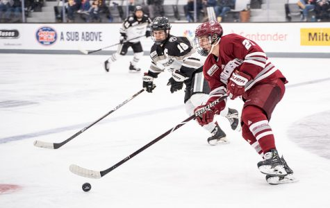 Late goal secures No. 2 UMass' 3-2 loss to No. 10 Providence
