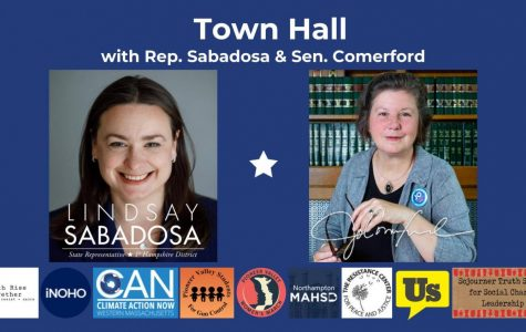 Northampton High students host town hall for legislators