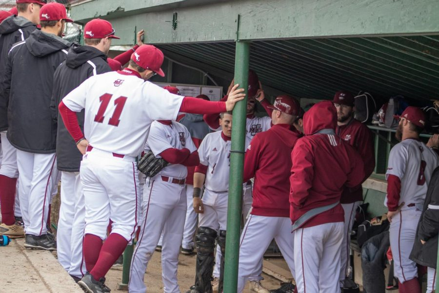 UMass baseball aiming for A-10 playoff appearance
