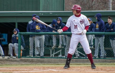 UMass Baseball heads to Central Connecticut State for opening three game series