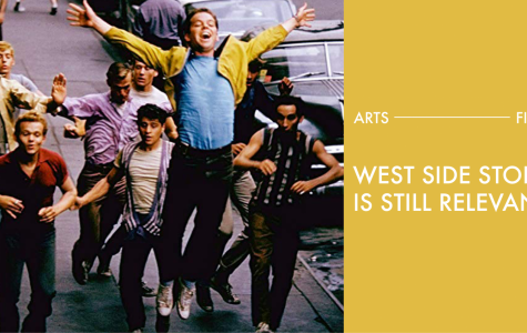 Spielberg's 'West Side Story' remake in modern society