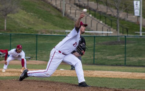 UMass baseball ends 12-game losing streak in Dayton