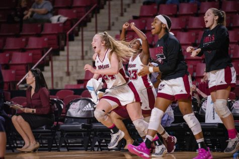 Danella, defense lead UMass to win in season opener