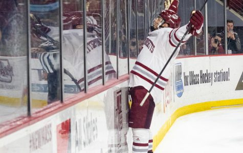 Bobby Trivigno ignites UMass to victory in Game 1