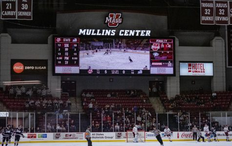 Ames: Home ice served UMass well in 2018-19 season