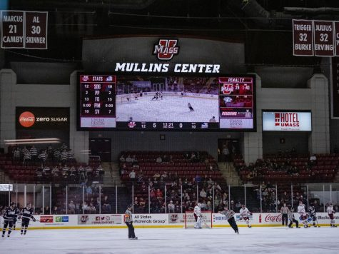 UMass boasts dominating performance on Senior Night over Drexel