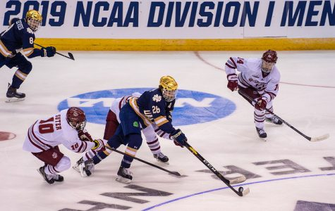 Communication key in UMass hockey's win over Notre Dame
