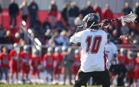 Men's lacrosse starting to buckle down with upcoming trip to NJIT