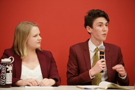 SGA ratifies election report, Sullivan will serve second term