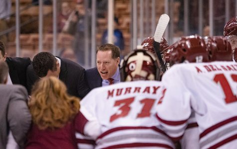 Saturday's Northeast Regional Finals win a 'peak' for UMass coach Greg Carvel