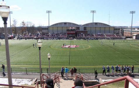 A day in the lives of the UMass men's lacrosse student managers