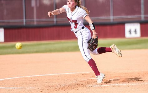 Oliver strikes out 10, UMass softball drops pitchers duel to Boston University